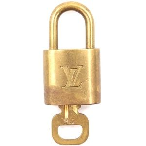 Gold Lock Keepall Speedy  Key Set #316 Bag